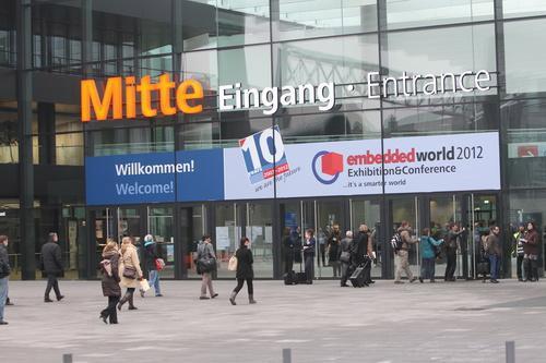 Novatronic uspešno nastupio na Embedded World sajmu u Nirnbergu