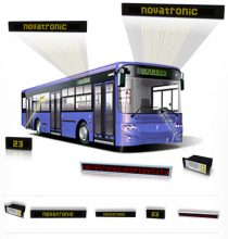 Gradski solo autobus