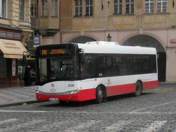 Novatronic LED displeji u 200 'Solaris'-ovih 200 autobusa namenjenih Beogradu