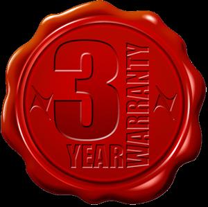 NovaTronic - warranty 3 years