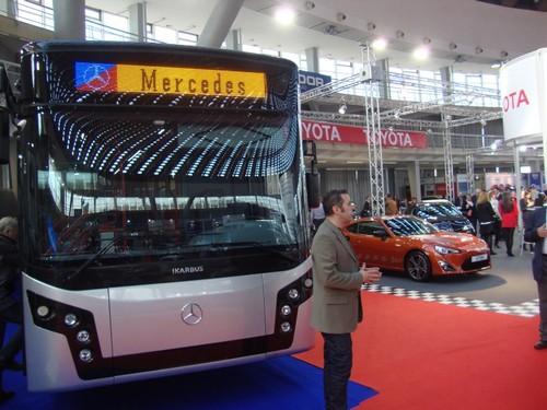 Ikarbus - Mercedes