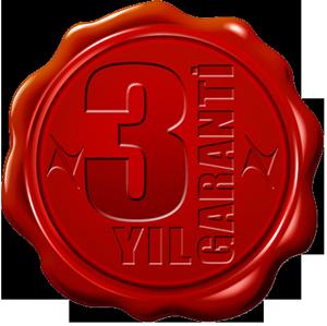 Garanti Şartları 3 Yil